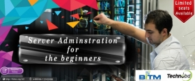 Server Administration for the beginners