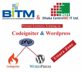 Advance Web Development With PHP Framework CodeIgniter & Wordpress