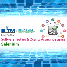 Software Testing & Quality Assurance using Selenium