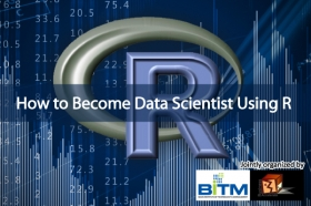 How to Become Data Scientist Using R