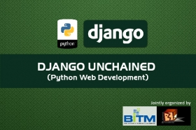 DJANGO UNCHAINED (Python Web Development)