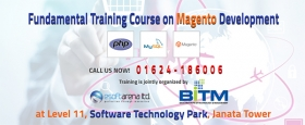 Fundamental Training Course on Magento Development