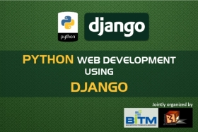 Python Web Development using DJANGO