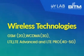 Wireless Technologies [GSM (2G),WCDMA (3G), LTE,LTE Advanced and LTE PRO (4G - 5G)]