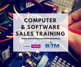 Computer & Software Sales Training