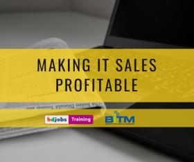 Making IT Sales Profitable
