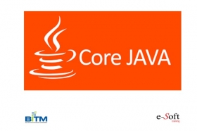 Object Oriented Programming With Core Java