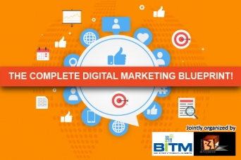 The complete digital marketing blueprint bitm training the complete digital marketing blueprint malvernweather Gallery
