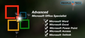 Advanced Microsoft Office Specialist