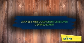 Java EE 6 Web Component Developer Certified Expert
