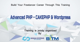 ADVANCED PHP – CAKEPHP & WORDPRESS