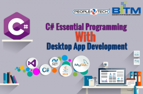 C# Essential Programming with Desktop App Development