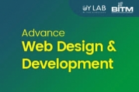 Advance Web design and Development