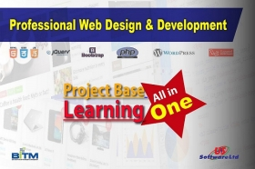 Professional Web Design & Development(1st batch)