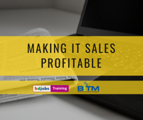 Making IT Sales Profitable